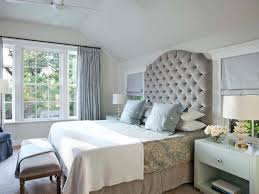 Bedroom Lovely Grey Wall Ideas Intended For Modest