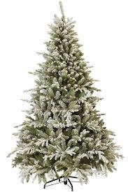 Martha Stewart LivingTM Snowy Cambridge Fir Pre Lit Artificial Tree