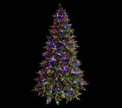 Qvc Christmas Tree Storage Bag by Santa U0027s Best 7 5 U0027 Frasierfir Christmas Tree With Ez Power Page 1