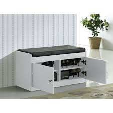 Baxton Shoe Storage Cabinet by Shoe Cabinet Bench Seat Shoe Storage Bench Seat Shoe Holder Bench