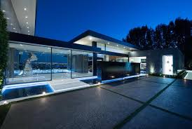 100 Hollywood Hills Houses Stradella Ultramodern Masterpiece Home On The