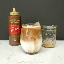 Pumpkin Spice Caramel Macchiato by Homemade Coconut Milk Mocha Macchiato Be Simply It