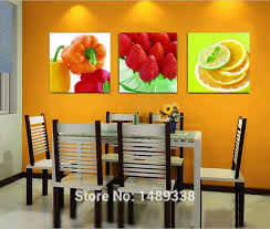 Amazing Ideas Kitchen Canvas Wall Art Plush Promotion
