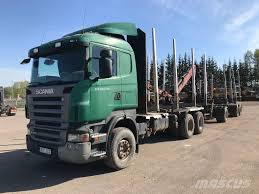 Used Scania R480 6X4 Logging Trucks Year: 2007 Price: US$ 44,298 For ...