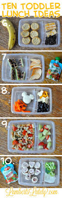 Quick Easy Toddler Lunch Ideasthese Are The BEST Back To School