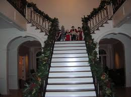 Decorating & Accessories: Mesmerizing Homemade Christmas Garland ... How To Hang Garland On Staircase Banisters Oh My Creative Banister Christmas Ideas Decorating Decorate 20 Best Staircases Wedding Decoration Floral Interior Do It Yourself Stairways Southern N Sassy The Stairs Uncategorized Stair Christassam Home Design Decorations Billsblessingbagsorg Trees Show Me Holiday Satsuma Designs 25 Stairs Decorations Ideas On Pinterest Your Summer Adams Unique Garland For