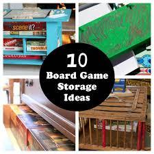 10 Better Board Game Storage Ideas