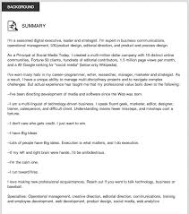 How To Write A Professional Summary For A Resume by Nursing Resume Sle Writing Guide Genius With 23 Amazing How