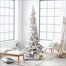 Kohls Artificial Christmas Trees by Christmas Skinny Christmas Trees Fresh Narrow Flocked Austin
