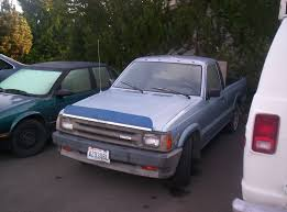 100 Mazda B Series Truck 1990 Pick Up S