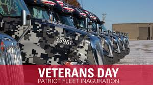 Crete Carrier - The Patriot Fleet - Veterans Day Event 2014 - YouTube Patriot Trucks Are Repurposed For Reuse My Uhaul Storymy Story American Holdings Llc News National Trucking Icon And Flag Design Royalty Free Cliparts Crete Carrier Recognizes Veterans At Fleet Ceremony Local Peterbilt 389 V112 Patriot Skin Mod Truck Simulator Mod Network Pdq America Gruard Rider Struck Killed During Funeral Procession Company Driver Owner Operator Driving Jobs Lines Freightliner And Western Star 2012 Used Jeep Fwd 4dr Limited Bayona Motor Werks Serving 2019 Freightliner 122sd Sleeper For Sale 561154 Cargo Solutions Freight Logistics
