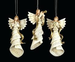 Musical Instrument Christmas Ornaments Tree Decorations
