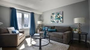 grey and brown living room bernathsandor blue and brown living