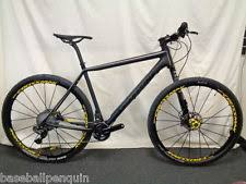 2016 Cannondale F si Carbon 4 Hardtail Lefty Mountain Bike