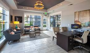 Leasing Office At Metro Six55 Apartments