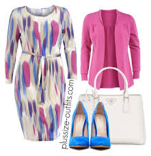 Clothing 5 Spring Outfits With A Plus Size