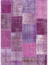tapis aubergine pas cher tapis pour trés grand salon vintage patchwork aubergine de la