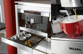 Miele Is The Best When It Comes To Built In Coffee Maker