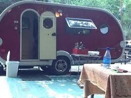 My Classic Dutchmen TADA TDA Camping Trailer