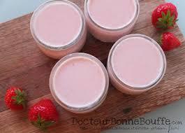 faire des yaourts maison recette yaourt aux fraises fait maison sans yaourtière