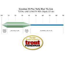 Sink Tip Fly Line Uk by Xs Plus U0027kelly Blue U0027 Intermediate Fly Line