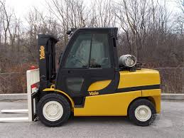 100 Yale Lift Trucks 2007 YALE GLP120VX For Sale In Clarence New York MachineryTradercom