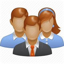 Company Conference Customers People Social Network Team Users Icon