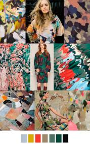 Collaborative Trend Forecast Mood Boards Women S Spring