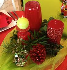 Pine Cone Christmas Tree Centerpiece by Best Dressed U201d Table Ideas For The Christmas Holidays Mary