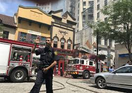 Nicholas Coffee Fire Ruled Accident   Pittsburgh Post-Gazette