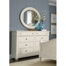 Sorelle Verona Double Dresser Combo French White by Off White Dresser And Chest Wayfair