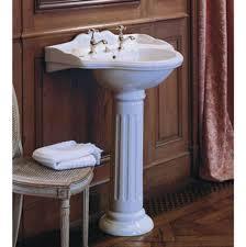 Barclay Pedestal Sink 460 by Bathroom Sinks Pedestal Bathroom Sinks Jack London Kitchen And