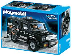 Amazon.com: PLAYMOBIL Tactical Unit Car (Discontinued By ... Police Armored Guard Swat Truck Vehicle With Lights Sounds Ebay Cars Bulletproof Vehicles Armoured Sedans Trucks Ford F550 Inkas Sentry Apc For Sale Used Tdts Peacekeeper Youtube Vehicle Sitting In Police Station Parking Lot Stock Multistop Truck Wikipedia Gasoline Van Suppliers And Manufacturers At Alibacom Swat Mega Intertional 4700