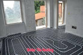 ceramic tile heated floor ideal heat ceramic tile floor