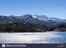 Tioga Pass From Lee Vining To Yosemite Route 120