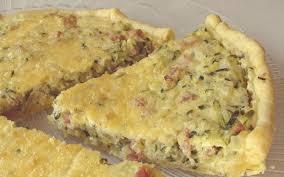 cuisine de courgettes recette courgettes fromage lardon pas chère et facile cuisine