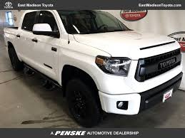 100 Used Truck Caps Wisconsin 2017 Toyota Tundra 4WD TRD Pro CrewMax 55 Bed 57L FFV At