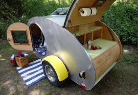 From Airstreams To Teardrops The Joys Of Retro Camping