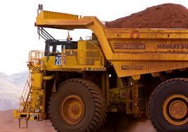 100 Haul Truck Rio Tinto Auto Haul Truck Canadian Mining