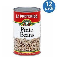 La Preferida Pinto Beans 50 Oz Pack Of 12