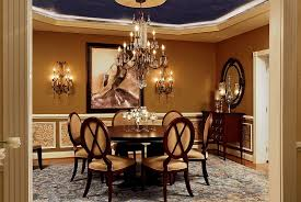 Charming Dining Room Brings Hollywood Regency Glam To A Victorian Setting Design Paula Grace