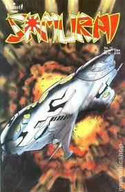 Samurai 1986 1st Series Aircel 12