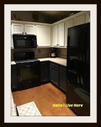 Reineke Decorating Des Peres by Paint Your Kitchen Cabinets Hello I Live Here