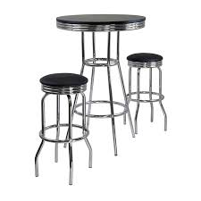 Amazon.com: Winsome Summit Pub Table And 2 Swivel Stool Set, 3-Piece ... Beecroft 305 Swivel Bar Stool Reviews Joss Main Cramco Inc Trading Company Nadia Five Piece Pub Table And Ikayaa Pinewood Top Round Height Adjustable Dinette Sets Contemporary Dinettes Tables Chairs Ding Room Total Fniture Kenosha Wi Greyleigh Joanne 29 Wayfair Find More Style And 2 For Sale At Up To 90 Off Stool Wikipedia Outdoor Wooden Tall Set Arihome Retro Chrome In Back With Lisa Fnitures 2545 Rocking Free Shipping How Build A Counter Curved Seat 10