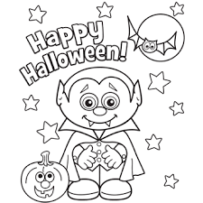 Full Size Of Coloring Pageshalloween Pages Witch Page Halloween Little Vampire