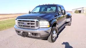 100 F350 Ford Trucks For Sale 2002 Crew Cab Lariat Dually 73L 4x4 Diesel