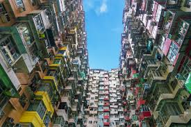 100 Hong Kong Apt Monster Building Yik Cheong Building Attractions In Quarry Bay