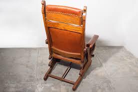 sold platform rocker with foot rest c 1890 rehab