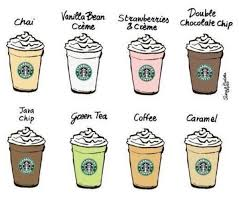 Starbucks Clipart Chocolate Chip 2