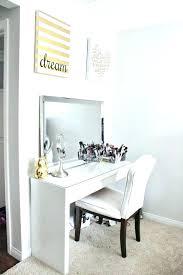 Ikea White Vanity Desk Image Vanity Table With Mirror Ikea